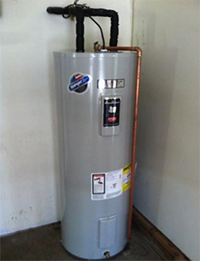 We Install American Made Bradford White Water Heaters Licable To Any Location In The Home You Prefer Often Our Customers Request Their Hot Heater